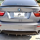 E71 X6 Future Design Carbon fiber Rear Diffuser