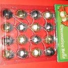 Christmas Decoration 16 Pcs Decorative Bells New Year Tree sale!!!!!