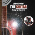 Learn to Play the Guitar A Step-by-Step Guide Book & DVD Set Nick Freeth