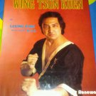 Wing Tsun Kuen by Leung Ting renewal edition great Condition hard cover