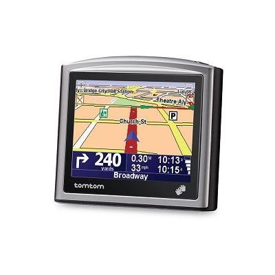 TomTom ONE Portable GPS Vehicle Navigation System