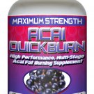 Acai Quick Burn All Natural Weight / Loss Diet Pill