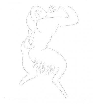 "Henri Matisse ""Poesies"" limited Edition Lithographs  #2"