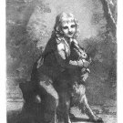 Pierre - Paul Prud'hon -  Petite Boy & Dog - Original Lithograph