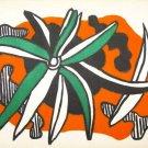 Fernand Leger - Homage - Original lithograph