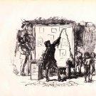 Max Slevogt - der Bildermann #2 Original Lithograph
