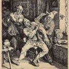 Cornelis Dusart - Heelmeester - Etching