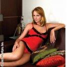 Red Stretch Camisole