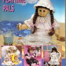 "Playtime Clothes Patterns for 20"" Baby Dolls 6 designs"