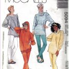 McCall's no 5094   Top and Pants Pattern For Stretch Knits Size 44, 46