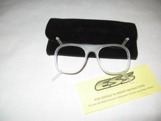 Prescription Insert for ESS Striker Goggles