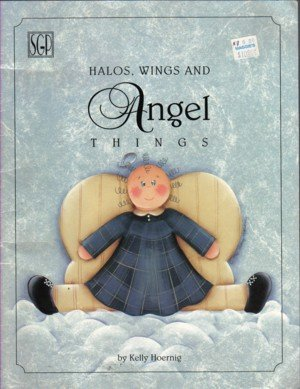 Halos, Wings and Angel Things - Tole Painting