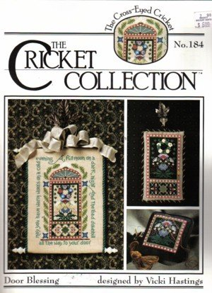 Door Blessings to Cross Stitch The Cricket Collection