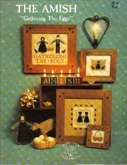 Cross Stitch - The Amish �Gathering The Eggs