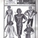"Misses' Ann Person ""T"" Collection Dress, Tops and Skirt Pattern -  fits Hips 32-48"