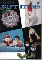 Gift Items Crochet & Knit  Patterns Vintage Star Gift Book No. 135