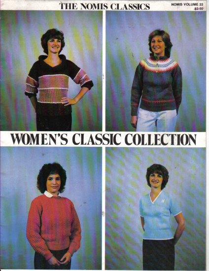 Nomis Women's Classic Collection Volume 22