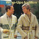 Wrap-Up for Men Sweaters knitting Patterns