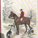 The Champion / Fox Hunter to cross stitch