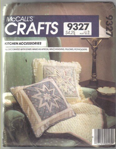 McCall's Craft Pattern 9327 Candlewicking Designs for Quilts and more