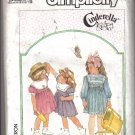Simplicity Cinderella Girls Dress Pattern  size 5 - 6x  - Uncut no. 7980