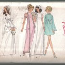 Vintage Butterick 5783  Bridal / Evening Gown Pattern Size 16 Uncut