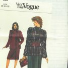 Vogue 8503 Misse's Jacket and Skirt Pattern  Size 8,10,12  Uncut