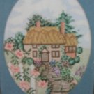 Serendipity Rose Cottage Cross Stitch Pattern