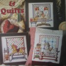Hobby Horse & Quilts Cross Stitch Patterns