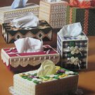 Kount on Kappie Plastic Treasures Tissue Covers 13 Projects