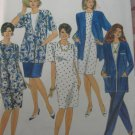 Simplicity Pants Skirt Dress Tunic and Jacket Pattern  Sz  18w - 24w  No 7896  uncut