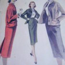 Butterick 7901 50's Slim Skirt and Jacket Sz 16 Bust 36