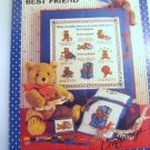 Craftways Cross Stitchers Best Friend Cross Stitch Patterns Teddy Bears