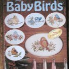 Baby Birds Cross Stitch Designs 6 Patterns