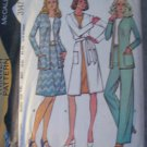 McCall's Coat Jacket  Skirt  Sewing Pattern no.3147 Size 16 Bust 38