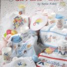 Sippers and Bibs Cross Stitch Designs  Patterns