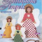 Birthstone Angels in Plastic Canvas