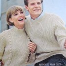 Unger Authentic Aran Isles Designs to Knit for Whole Family