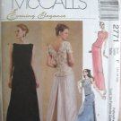 McCall's   Misses' Size 16, 18, 20 Evening Tops &  Skirt Sewing Pattern Uncut 2771