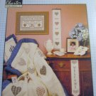 Hasty Hearts Cross Stitch Designs  over 24 Patterns