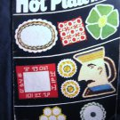 Vintage Hot Plate Mats to crochet Star Book No. 70