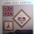 Amish Quilt Sampler Cross Stitch Pattern by Homespun Hearts
