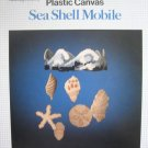 Plastic Canvas Sea Shell Mobile