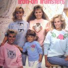 Over 200 Original Iron-on Transfers by American School of Needlecraft