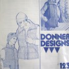 "Donner Designs Reversible Vest His or Hers Chest 24"" - 48"""