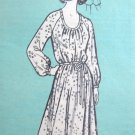 Mail Order 60's Dress Sewing Pattern  sz 38 uncut no 9251