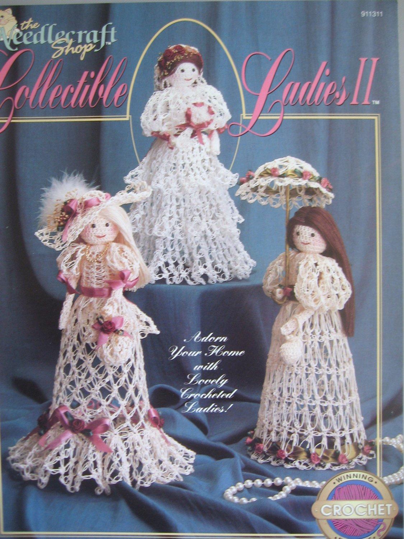 Collectible Ladies II Crochet Patterns by Needlecraft Shop