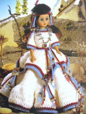 Fibre Craft Doll Patterns - Free Pattern Cross Stitch
