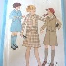 Simplicity Girls Jacket Skirt Culottes Sewing Pattern  size 14- no.8435