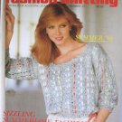 Fashion Knitting Magazine Summer 1984 Sweaters Tops #13